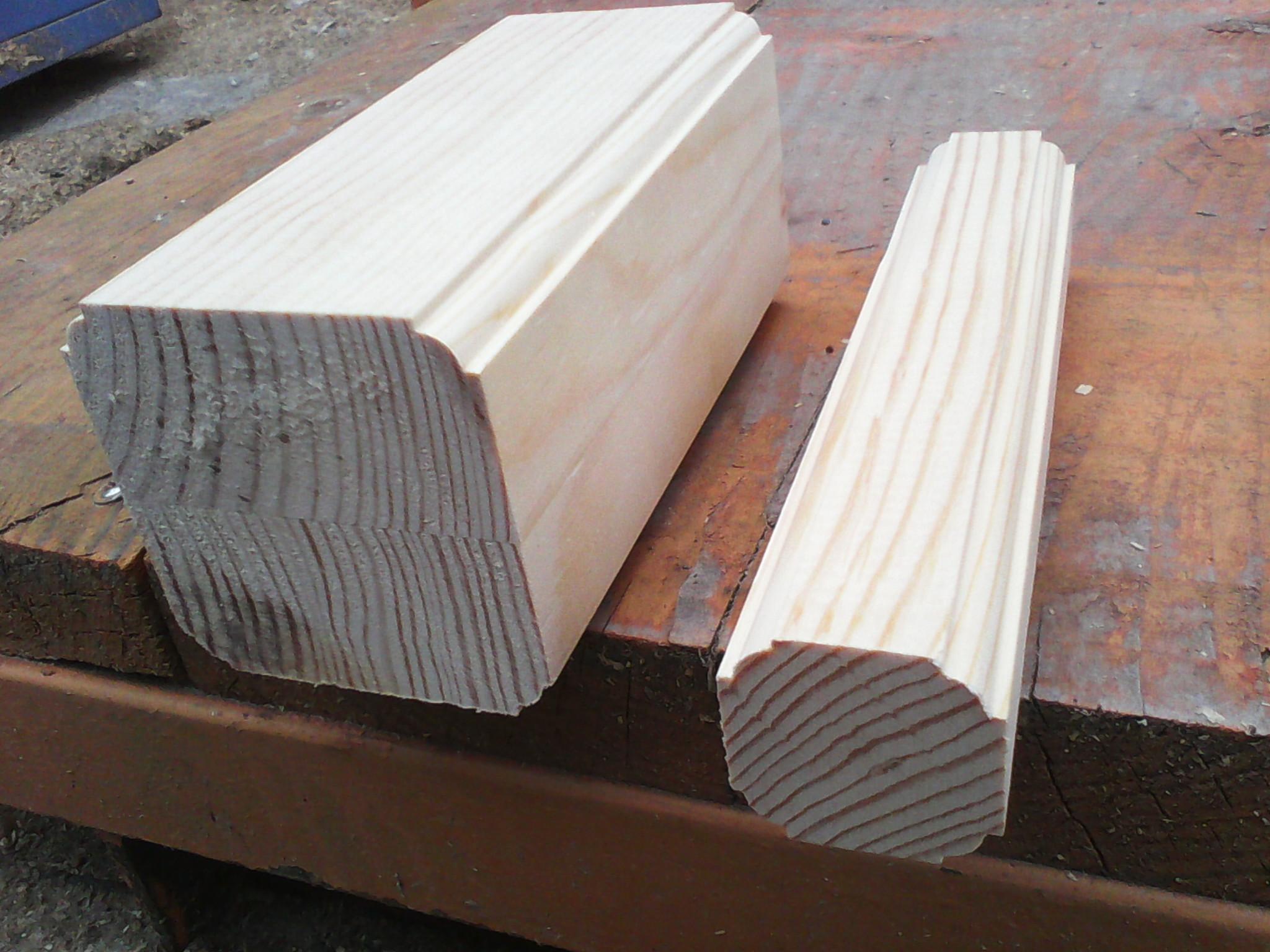 деревянные балясины для лестниц, столбы, перила
